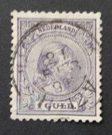 Nederland/Netherlands - Nr. 44 (gestempeld/used) - Used Stamps