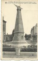 64 Arlon  Monument Au Lieutenant Aviateur - Aarlen