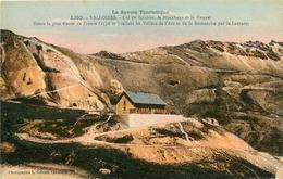 VALLOIRES COL DU GALIBIER LE BLOCKHAUS ET LE TUNNEL - Autres Communes