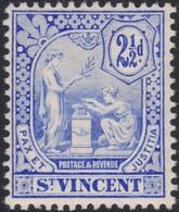 St  Vincent     .   SG     .   97    .       *       .     Mint-hinged   .   /    .  Ongebruikt - St.Vincent (...-1979)