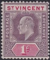 St  Vincent     .   SG     .   86   .       *       .     Mint-hinged   .   /    .  Ongebruikt - St.Vincent (...-1979)