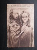 CP CONGO (V1904) FILLES DE GRANDS CHEFS DE L'URUNDI (2 Vues) N°26 - Afrique