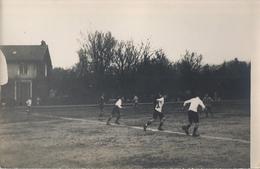 ANTIGUA TARJETA POSTAL SIN CIRCULAR , FÚTBOL , SOCCER , SIN IDENTIFICAR - Fútbol