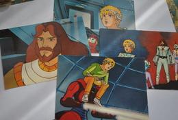 Cartes Ulysse 31  Lot De 4 Cartes - Cartes Postales