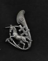 INSIGNE 10ème CHASSEUR ALPIN (Arthus Bertrand Paris) - Armée De Terre