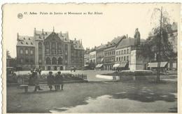 57 Arlon  Palais De Justice Et Monument Au Roi Albert - Aarlen