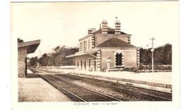 CPA Acquigny La Gare 27 Eure - Acquigny