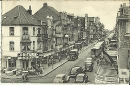 La Panne -- Boulevard De Nieuport.    (2 Scans) - De Panne