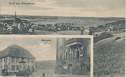 RHEINBOLLEN - GRUSS AUS RHEINBOLLE - MARKTPLATZ - Allemagne