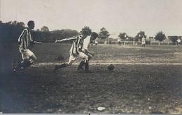 ANTIGUA TARJETA POSTAL NO CIRCULADA , FÚTBOL , SOCCER , GERHARD GRAEBER - MÜNICH - Fútbol