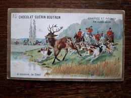 L16/70 Chromo. Chocolat Guerin Boutron. Chasses Et Pêches - Guerin Boutron