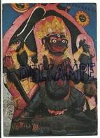 Népal. Kal Bhairab. Courtesy : S.D. Pant - Népal