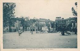 CEYRESTE - LA PLACE DES HEROS - Otros Municipios