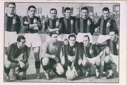TARJETA POSTAL NO CIRCULADA , FÚTBOL , SOCCER , SIN IDENTIFICAR - Football