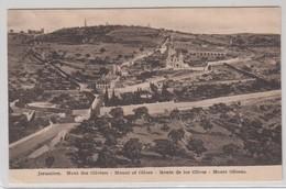 Jerusalem Mont Des Oliviers - Israele