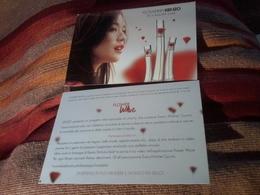 Carte Postale  Kenzo En Italien - Cartes Parfumées