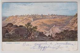 Jerusalem Panorama - Israele