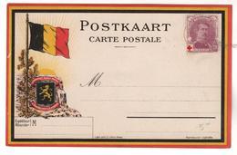 +1991, Postkarte Belgien - Belgique