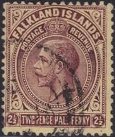 Falkland  Islands    .   SG     .  77     .       O     .   Cancelled     .   /    .   Gebruikt - Falklandeilanden