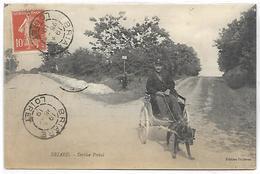 BRIARE - Service Postal - Facteur - Briare