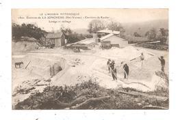 Environs De La Jonchere- Carières De Kaolin--(D.282) - France