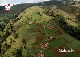Burundi Makamba Landscape New Postcard - Burundi