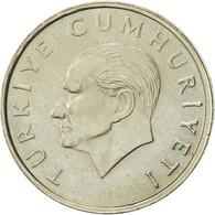 Monnaie, Turquie, 10000 Lira, 10 Bin Lira, 1996, TTB+, Copper-Nickel-Zinc - Turquie