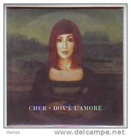 CHER  °  COLLECTION DE 3 CD SINGLE DE COLLECTION - Other - English Music