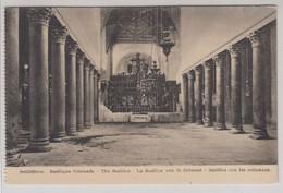 Bethlehem Basilique Colonade - Israele