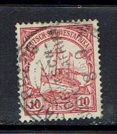GERMANY...German Southwest Africa - Kolonie: Duits Zuidwest-Afrika