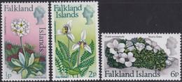 Falkland Islands  .   SG     .  293/295   .      **     .   MNH        .   /    .   Postfris - Falklandeilanden