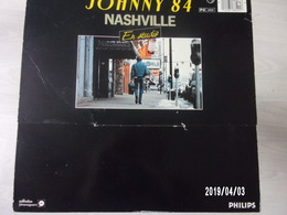 Johnny Hallyday - Johnny 84 Nashville - 1984 - Rock