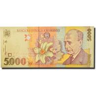 Billet, Roumanie, 5000 Lei, 1998, Undated, KM:107a, NEUF - Roumanie