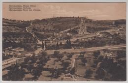 Jerusalem Mount Olivet - Israele