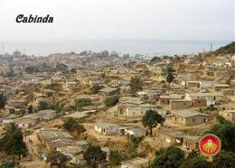 Angola Cabinda Overview New Postcard - Angola