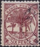 Samoa    .   SG     .   38    .      O     .   Cancelled         .   /    .  Gebruikt - Samoa