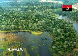 Angola Cabinda Exclave Massabi River New Postcard - Angola