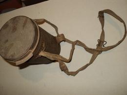 Boite De Masque A Gaz - 1914-18