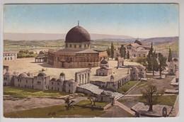 Jerusalem Place Du Temple De Salomon - Israele