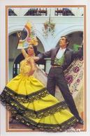 SPAIN /ESPAÑA / ESPAGNE / SPANJE: Spaanse Dans: «FLAMENCO». - Danses