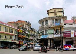 Cambodia Phnom Penh Street View New Postcard Kambodscha AK - Cambodja