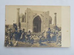 C. P. A. OUZBEKISTAN : SAMARCANDE, SAMARKAND Sher Dor Madrasah - Ouzbékistan