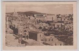 General View Of Bethlehem - Israele