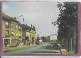 4.- ESSEY-LES-NANCY .- L' Avenue Du Maréchal Foch - Francia