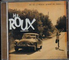 REF FRA CD Rare MR ROUX Ah Si J'étais Grand Et Beau Superbe Plan Citroen DS - Música & Instrumentos