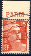 +France . Pub 813b. Braun 1108. - Pubblicitari