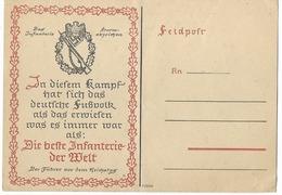 Wehrmacht  - Das Infanterie Sturmabzeichen   - WWII - Guerra 1939-45