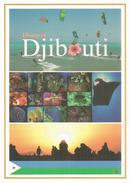 DJIBOUTI. At Sea.Natural Beauty. , Carte Postale Format 20 X 14 Cm, Neuve Non Circulée - Djibouti