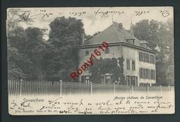 Saventhem. Zaventem.  L'ancien Château En 1904. Nels Série 11, N°565. 2 Scans. - Zaventem