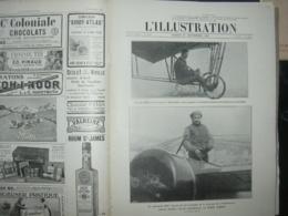 L'ILLUSTRATION 3683 ROLAND GARROS/ PEGOUD/ TOULOUSE/ BORDEAUX - Journaux - Quotidiens